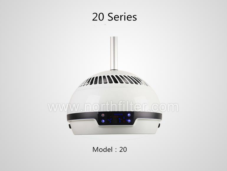 Ceiling LED Lighting Air Purifier